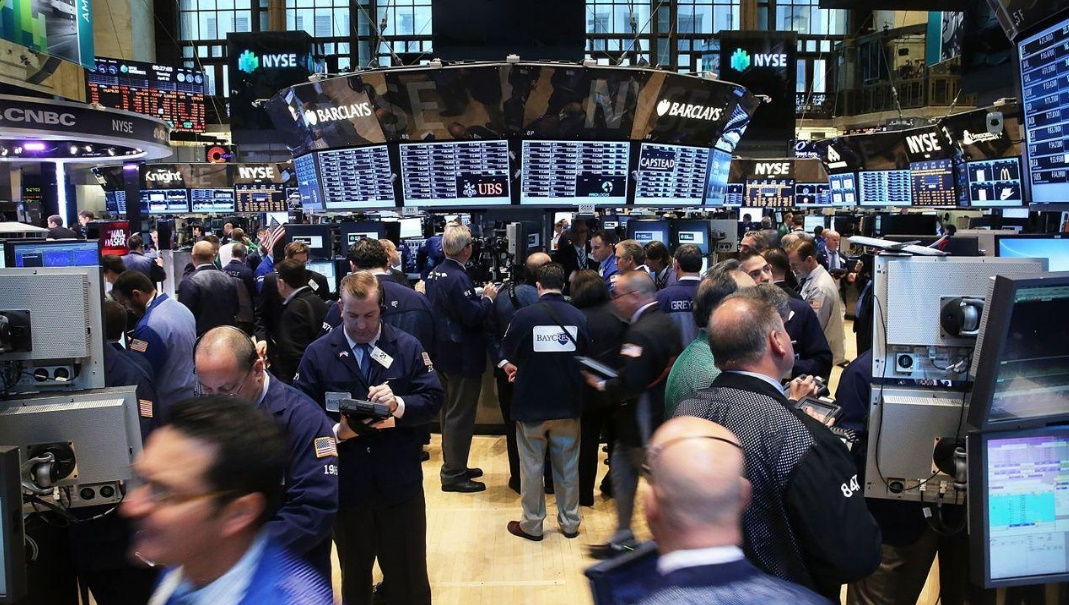 where do brokers meet to buy and sell stocks